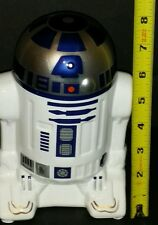 STAR WARS Large R2D2 Robot Figurine Decorative Coin Bank Ceramic New Lucas Films