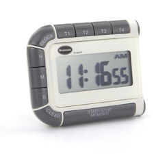 BRANNAN FOUR WAY COUNTDOWN AND COUNT UP TIMER AND CLOCK - 28/212/0