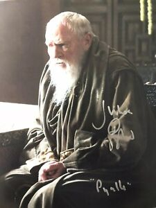 Julian Glover Signed Game Of Thrones 8x10 Photograph With Exact Photo Proof