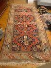 armenian caucasian rug 4`6 x 9 kazak shirvan rug garabagh karabakh rug