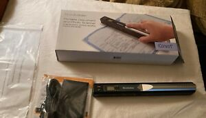 Brookstone iConvert Portable Document and Photo Scanner