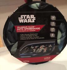 Star-Wars-Millennium-Falcon-Auto-Sunshade-Universal-Fit-2-Pieces-UV-Protection