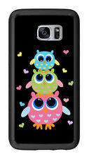 3 Owls For Samsung Galaxy S7 G930 Case Cover by Atomic Market