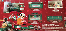 Brand New 2020 Disney Store Mickey & Friends Christmas Holiday Train Set *Rare*
