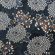 "10oz canvas printed 100% cotton   44""width sold per yard Japanese print"