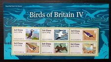 GB 2010 Birds of Britain IV Post & Go Presentation Pack NB1121