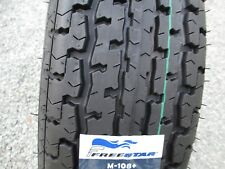 4 New ST 225/75R15 Freestar 108+ Radial Trailer Tires 10 Ply 2257515 75 15 R15 E