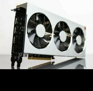 AMD Radeon VII 16GB HBM2 Grafikkarte OVP Graphic Card Mining Gaming 4k No Mining