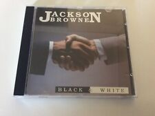 JACKSON BROWNE BLACK AND WHITE LIVE IN USA 86 VG CONDITION.  K1