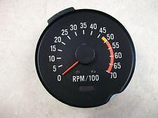 1970-1978 Camaro tach, 5657040 Original GM tachometer