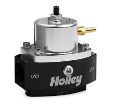 Holley Performance 12-880 Adjustable Billet By-Pass Fuel Regulator