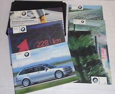 Bordmappe mit Betriebsanleitung BMW 3er E46 Limousine + Touring 316i - 330, 2003