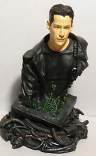 """The Matrix Neo Bust 7"""" Statue Gentle Giant Limited Edition Sci-Fi Keanu Reeves"""