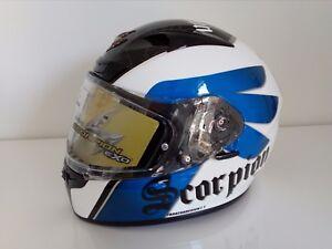 Helmet Integral Scorpion EXO710AIR Knight Blue