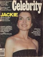 Celebrity Magazine August 1977 Jackie Kennedy 090617nonjhe