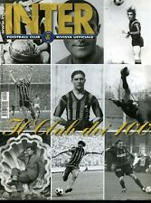 Inter Football Club anno 2004 n° 02 il club dei 100
