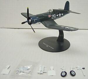 """Vought F4U-1A """"Corsair""""  , Fertigmodell, Atlas, 1:72, Metall, Neu"""