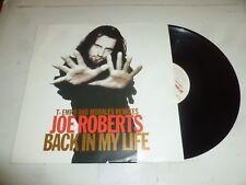 "JOE ROBERTS - Back In My Life - 1993 UK 5-track 12"" Vinyl Single"