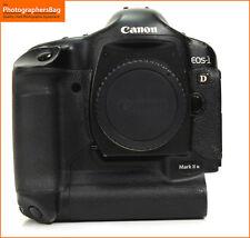 Cámara SLR Canon EOS 1D MK II Digital cuerpo solamente N + GRATIS UK FRANQUEO