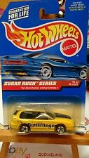 Hot Wheels '96 Mustang Convertible Collector 744 (9001)