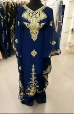 Año Nuevo Especial Dubái Caftanes Abaya Vestido Elegante Largo Farasha Ms 2020