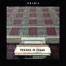 Metric - Pagans in Vegas [New CD]