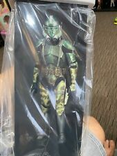SIDESHOW exclusive STAR WARS Commander Gree Star  ELITE CORPS-1:6 Scale
