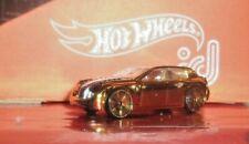 Hot Wheels Unobtainium 1 #056 HW '07 Gold Riders 4/4 Gold Chrome Loose!!