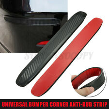 1Pair Universal Car Front Rear Anti-rub Protector Corner Bumper Scratch Guard US
