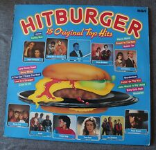 Hit burger, eurythmics Daryl hall taco slade bucks fizz ect .., LP - 33 Tours