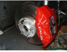 Lexus LS400 95-00 Front Brake Calipers Pair Sumitomo BBK Red SC300/SC400