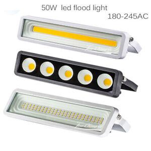 220V 50W 100W led lamp led flood light Landscape wall outdoor housing Lighting