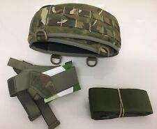 MTP CAMO BODY ARMOUR OSPREY MK4A HIP BELT & YOKE - Medium , British Army NEW