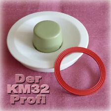 █ BRAUN KM32 🔴 MIXERDECKEL + DICHTUNG Küchenmaschine KM + Standmixer MX 32 31 3