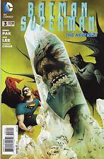 DC the New 52 Batman Superman #3 (Oct. 2013) High Grade