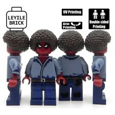 LYL BRICK Custom Artist Deadpool Lego Minifigure