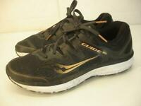 Womens 9 M Saucony Guide ISO Black Copper Running Shoes EveRun S10415-30 Sneaker