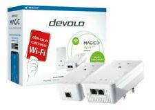 Devolo Magic 2 Wifi Next Starter Kit Includes 2 plugs Speeds up to 2400Mbps