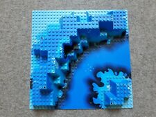 Lego 3D Platte Bauplatte Neptune Discovery Lab 6195 Aquanauts Kleine Mängel