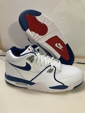 Nike Air Flight 89 All Star Basketball Shoes CN5668 101 White Blue Red 11