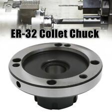 100MM DIA. ER-32 Collet Chuck Holder High Speed CNC Cutter Milling Lathe Tool