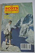 The Scots Magazine. Vol. 144, No. 2. February, 1996. Poem- February in Glen Doll