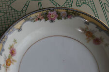 2 China Berry Dessert Bowl Noritake, OCCUPIED JAPAN OXFORD PINK FLOWERS GOLD RIM