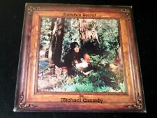 Michael Cassidy - Nature's Secret - '77 LP - SEALED!