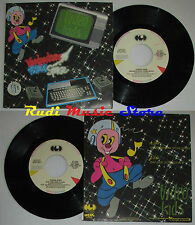 LP 45 7' VIDEO KIDS Woodpeckers from space Rap and sing 1984 italy CGD cd mc dvd