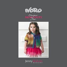Noro Mini Knits Book 4 by Jenny Watson