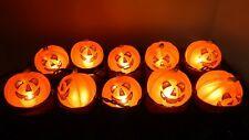 Dept 56 Halloween Pumpkin Light Strand #34328 Old Store Stock