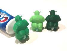 Shrek Toothpaste Topper Pooper Toothpaste Cap 3D Printed