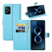 NEW Leather slot wallet stand flip Cover Skin Case For ASUS ZenFone 8 ZS590KS
