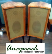 Captial RS101 1950's Loudspeakers - Goodmans Drivers - See Full Description